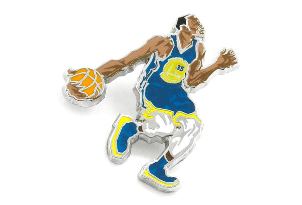 Kevin Durant BLOCKNATION Pin