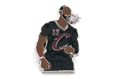 LeBron James BLOCKNATION Pin