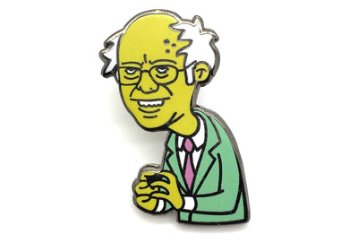 Hanksy - Mr. Berns Pin