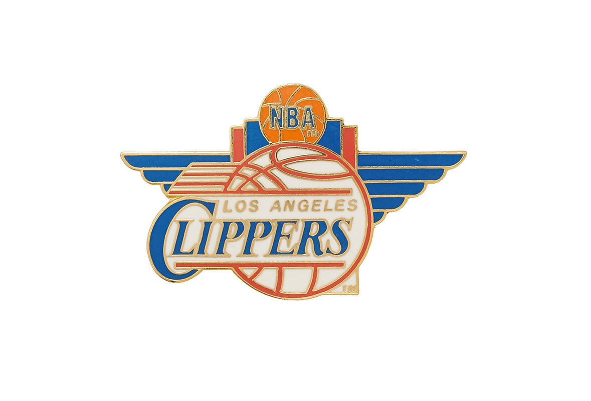 Vintage NBA Clippers Pin
