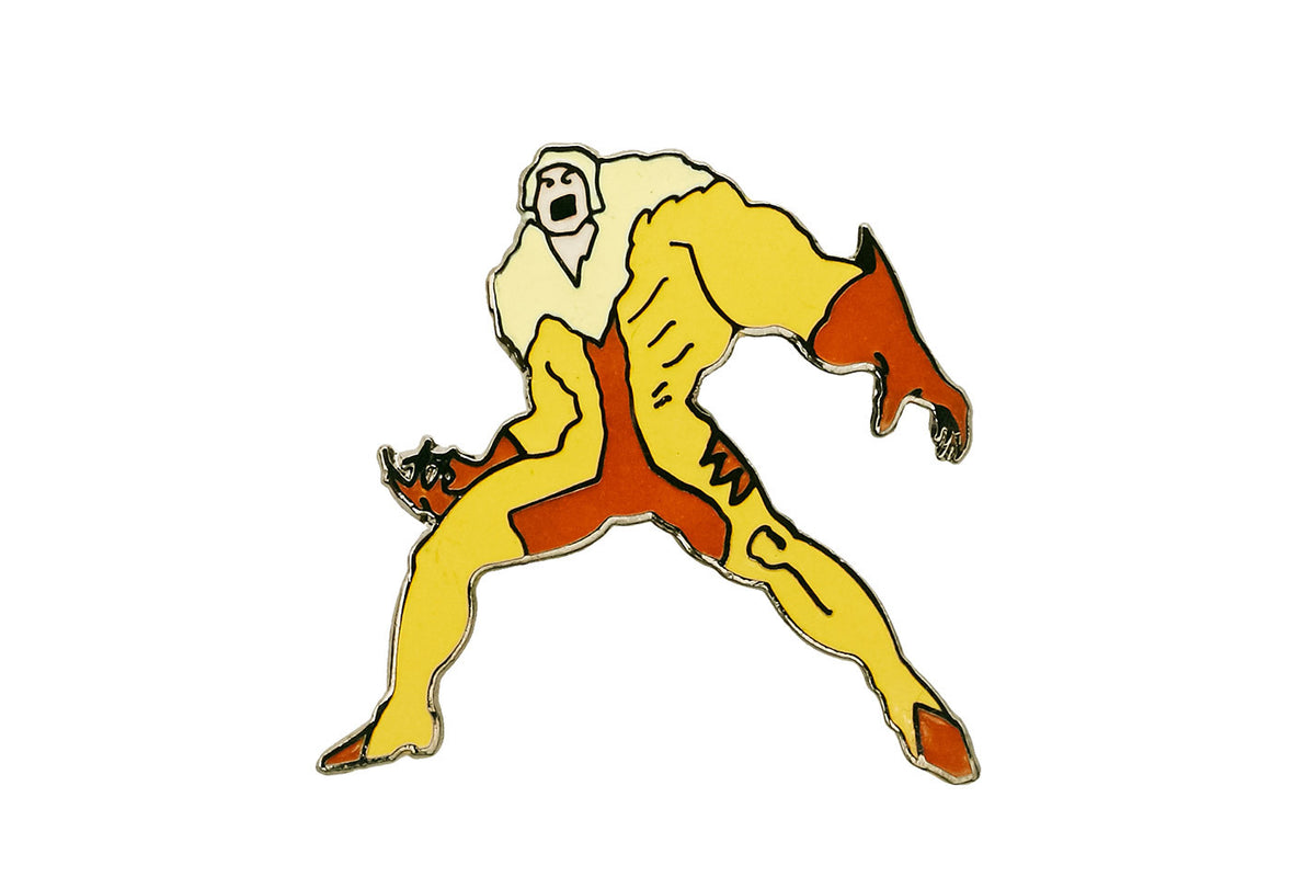 Vintage X-Men Sabertooth Pin