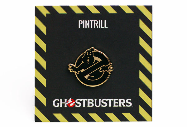 Ghostbusters 35th Anniversary - No Ghosts Pin