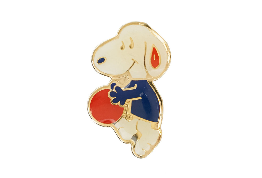 Vintage Snoopy 7 Pin