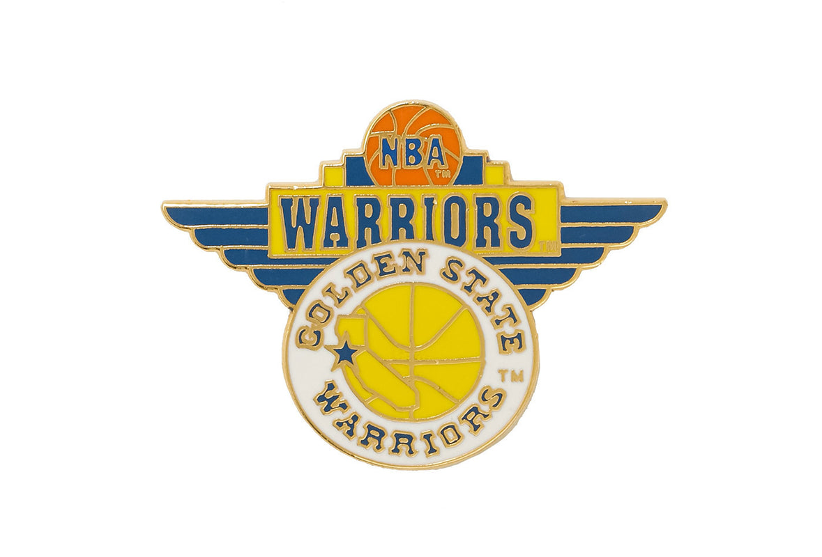 Vintage NBA Golden State Warriors Pin