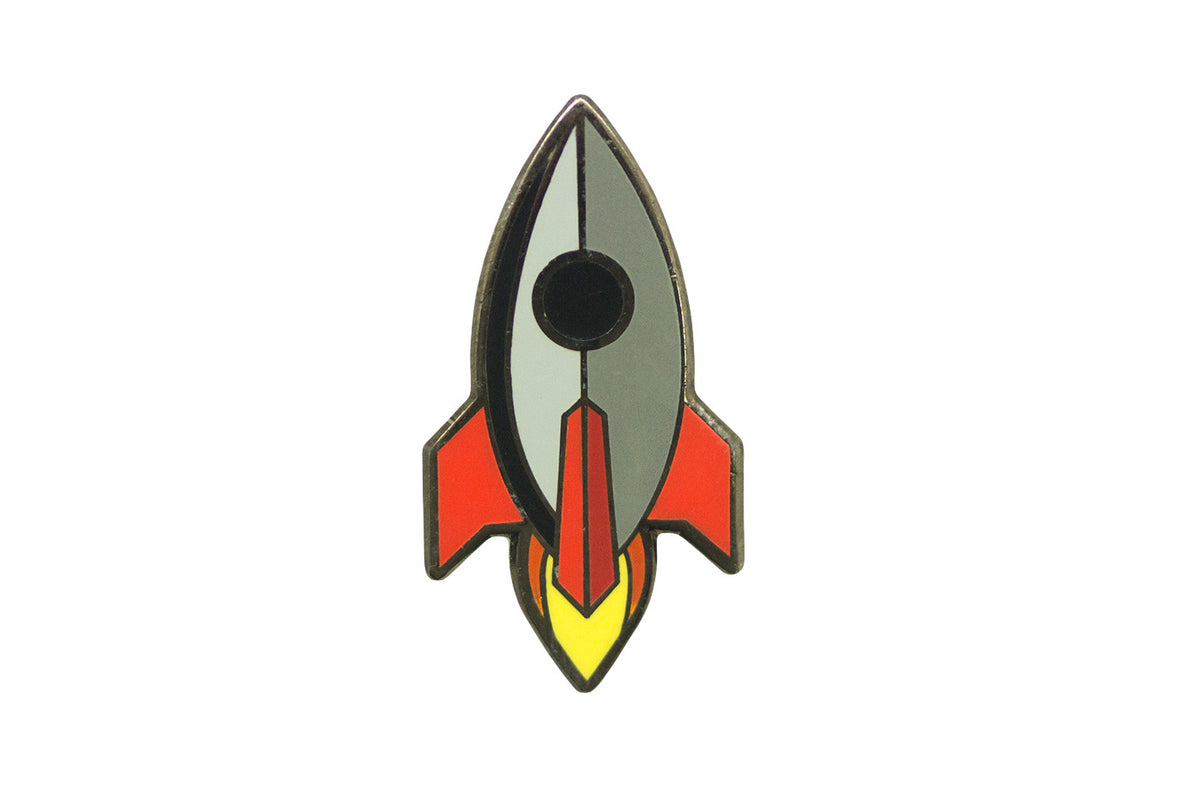 Billionaire Boys Club - Rocket Pin
