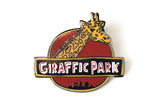 Gripless - Giraffic Park Pin