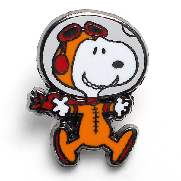 Peanuts - Astronaut Snoopy Jumping Pin