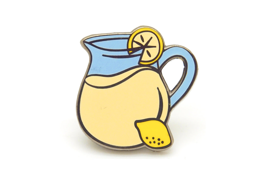 Lemonade Pin – PINTRILL