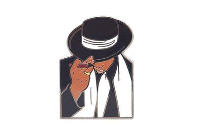 Mannion Reasonable Doubt Pin