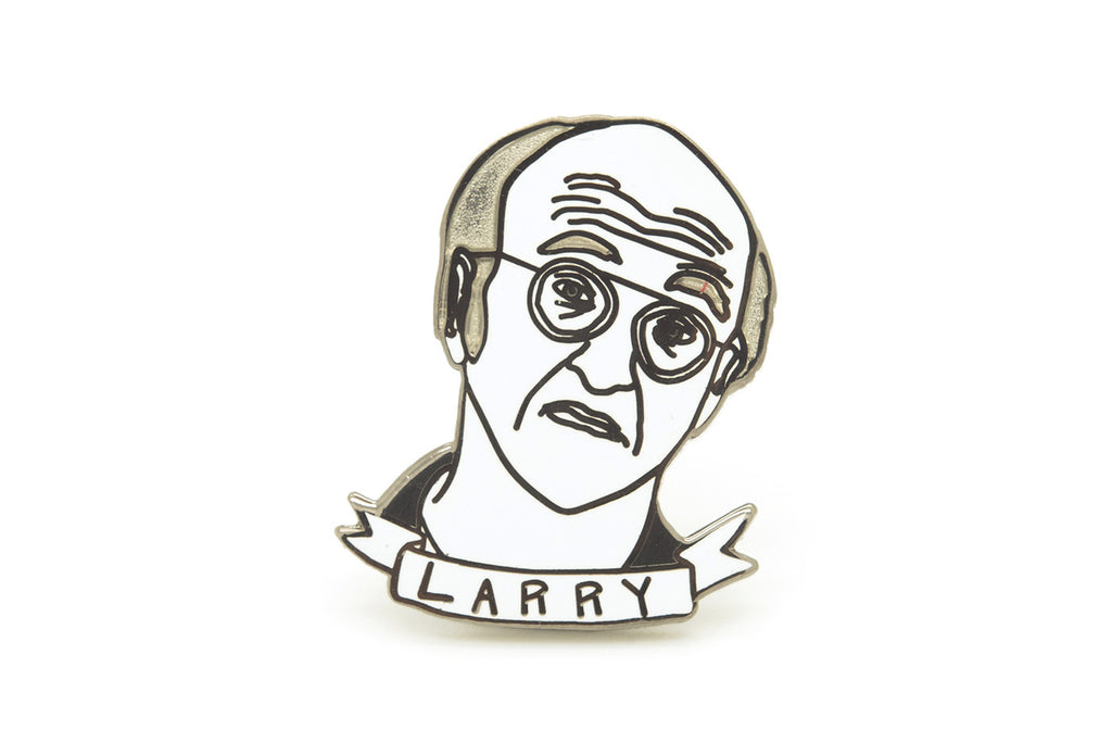 DEERDANA Larry David Pin