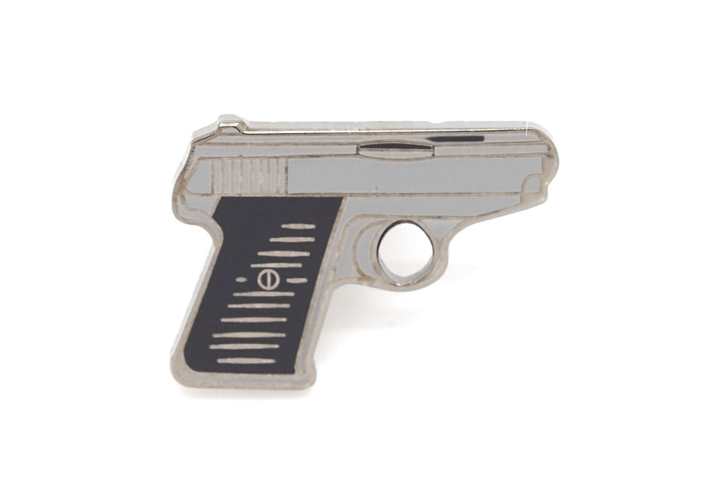Mannion Pistol Pin