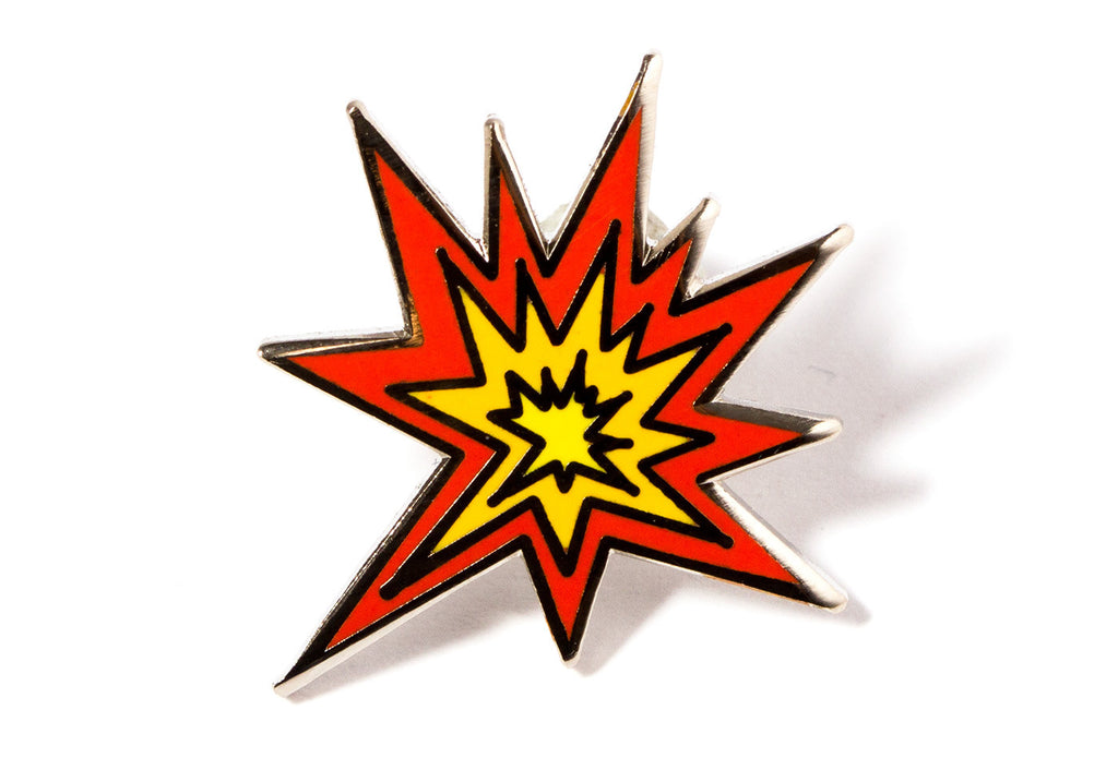 Explosion Pin