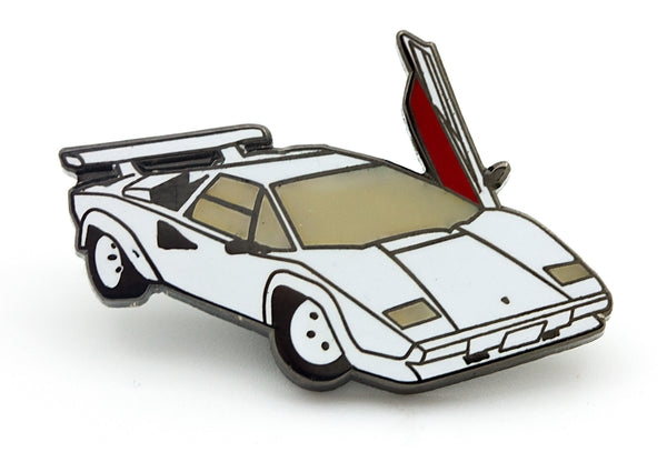 Flawless Lambo Pin