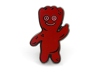 Sour Patch Pin - Red
