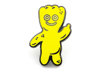 Sour Patch Pin - Yellow