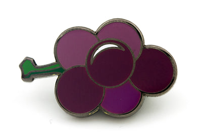 Grapes Pin