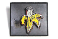 Jean-Michel Basquiat - Banana Andy Mini Pin