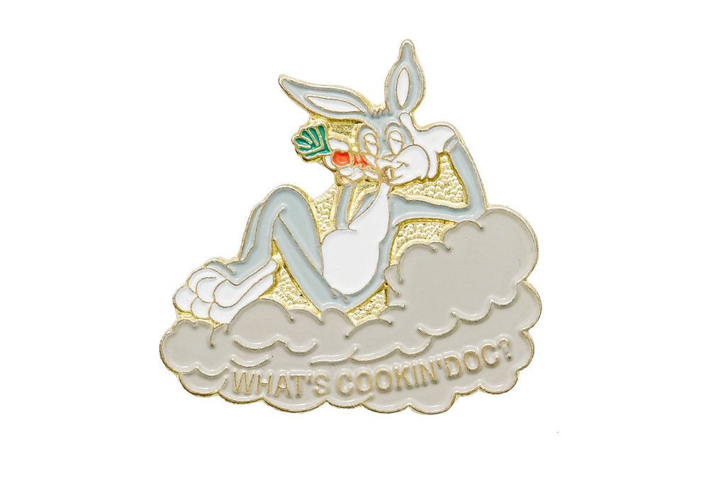 Vintage Bugs Bunny 2 Pin