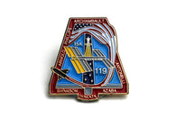 Vintage STS-119 Flight 15-A Pin