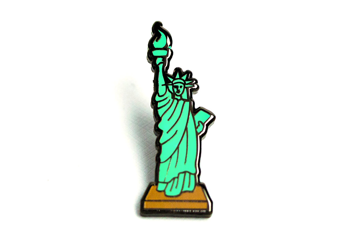 Statue of Liberty Pin