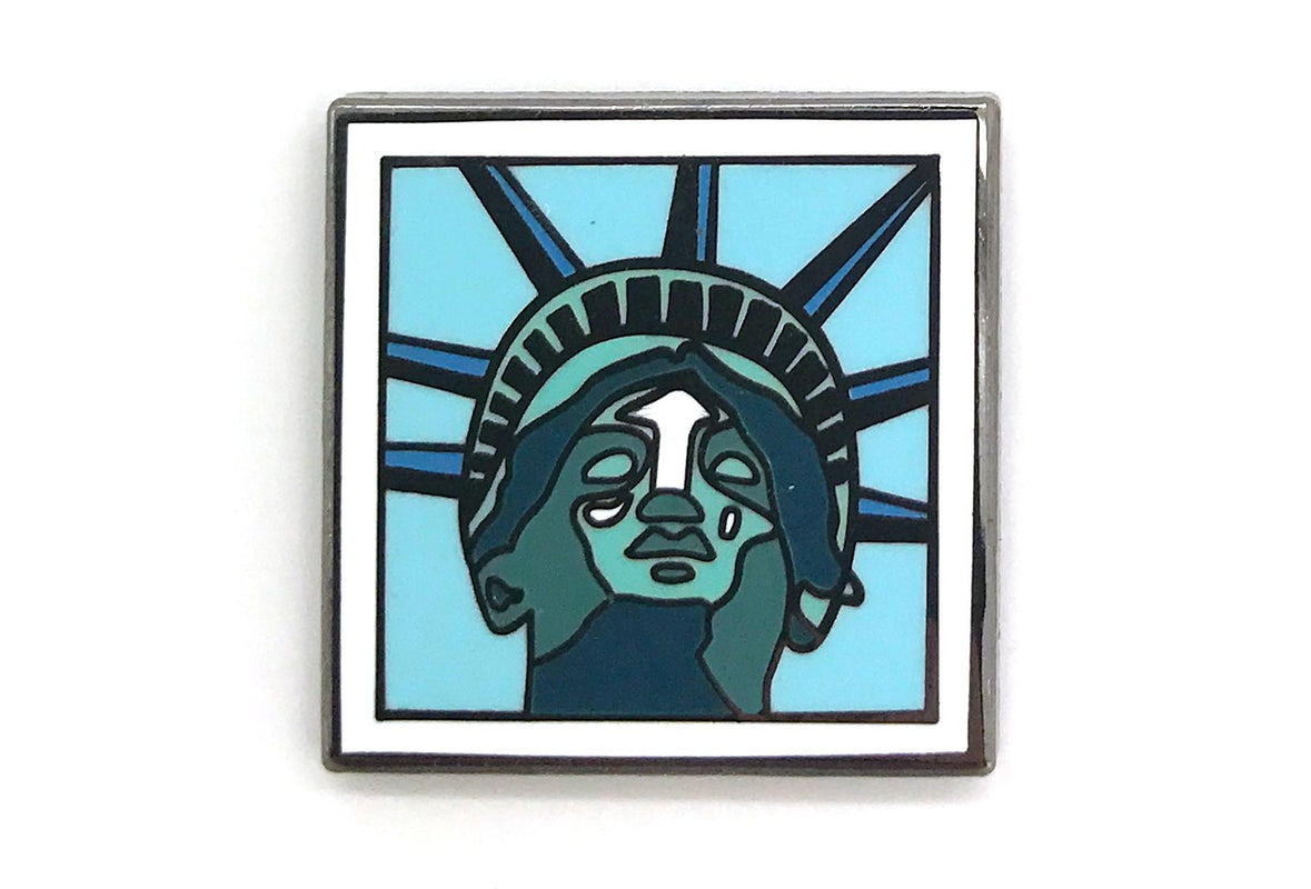 Statue of Liberty Pin 2017