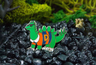Steg The Stegosaurus Pin