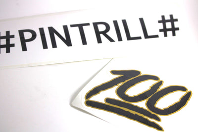 PINTRILL Sticker Pack