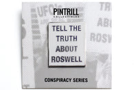 Tell the Truth Roswell Pin
