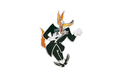 Vintage Tex Avery's Wolf 4 Pin