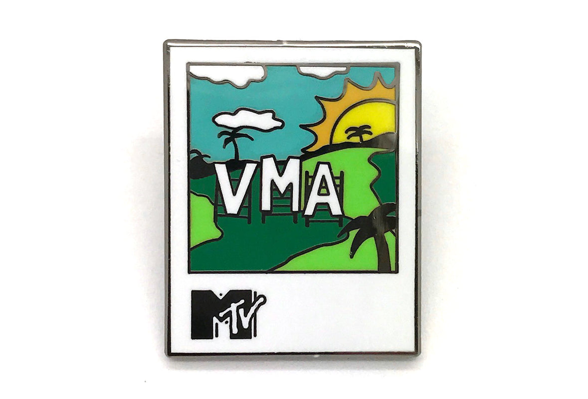 MTV - VMA Sign Pin