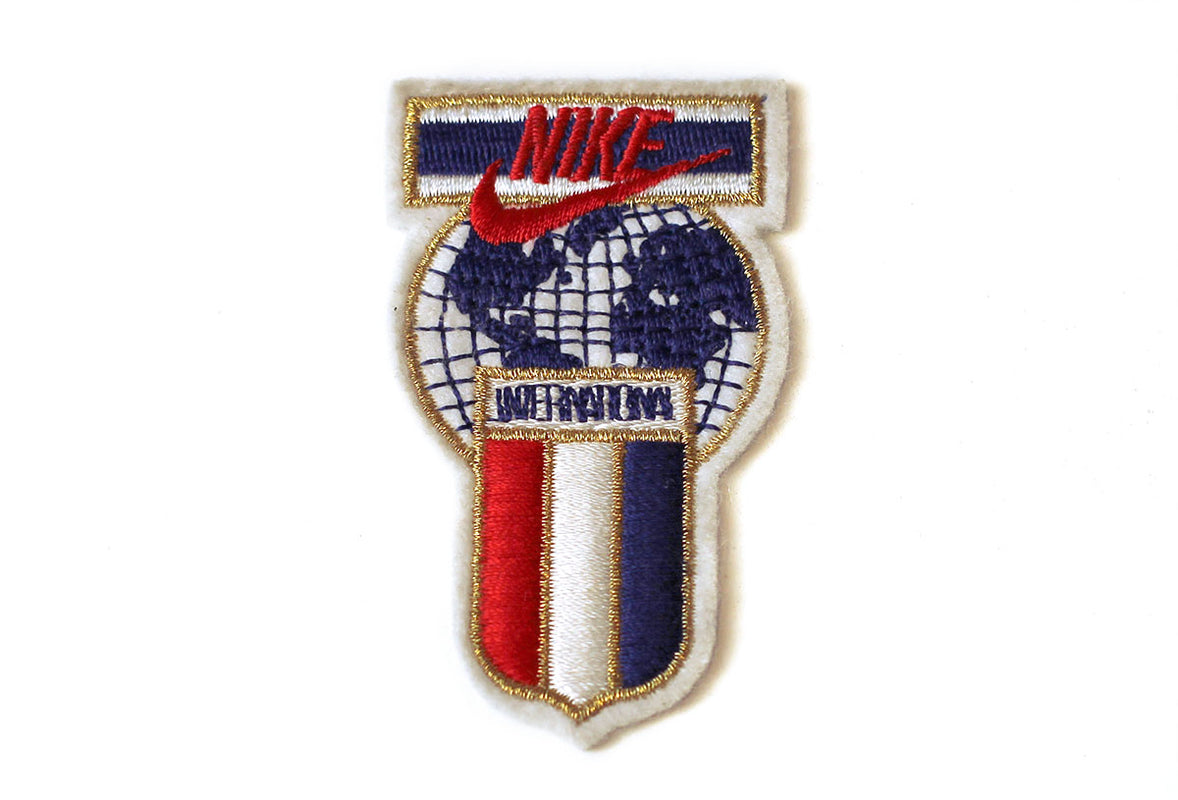 Vintage Nike International Patch