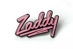 Zaddy Pin