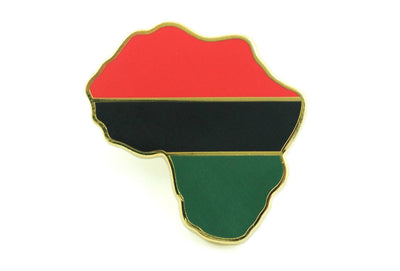 Walshy Fire - Africa Pin