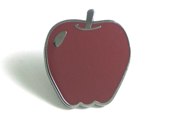 Not So Perfect Apple Pin