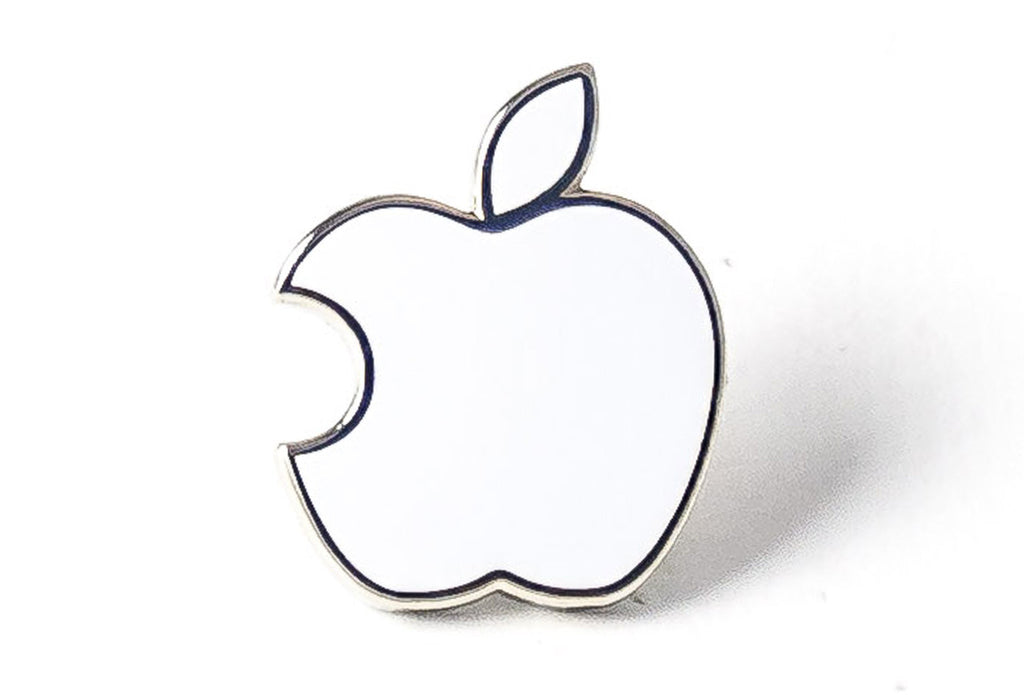 Jobs Pin - White