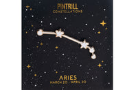 Constellations - Aries Pin