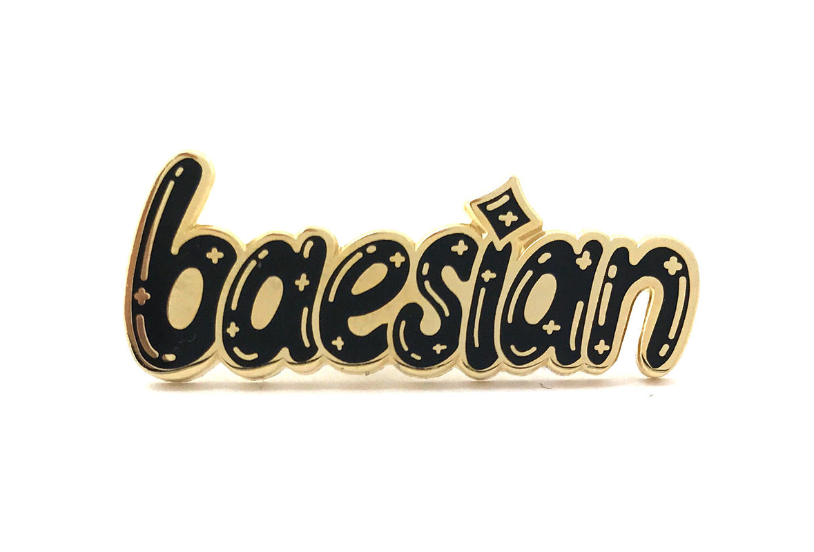 Banana Magazine - Baesian Pin
