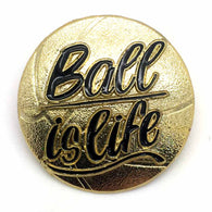 Baron Von Fancy - Ball is Life Pin