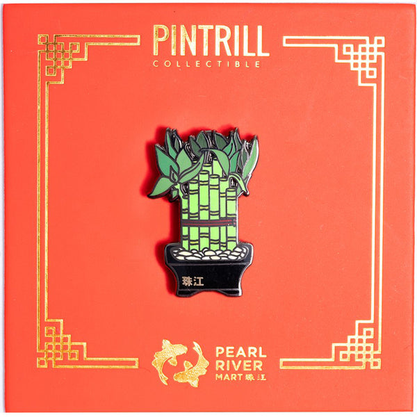 Pearl River - Bamboo Pin