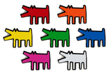 Keith Haring - Barking Dog Pin