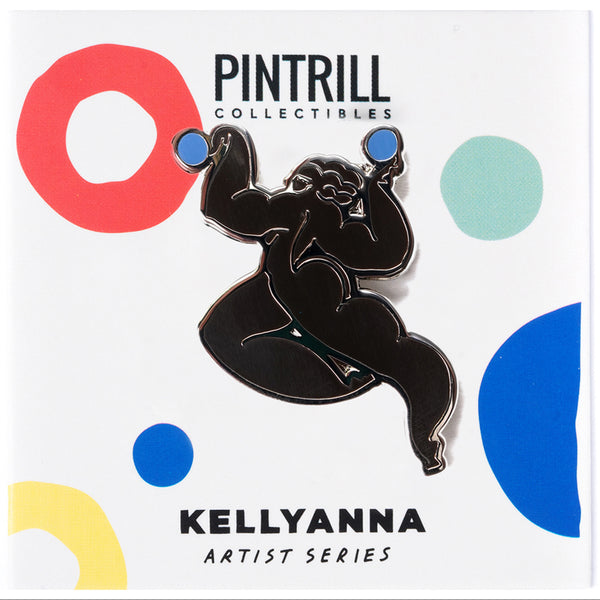 Kelly Anna - Woman 2 Pin