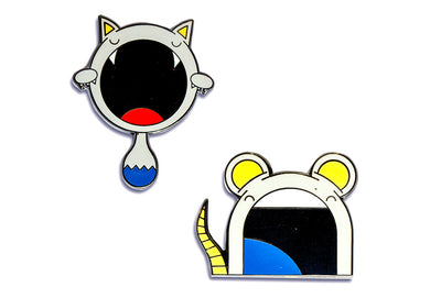 Blue.DWG - Best Friends Pins