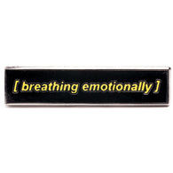 Emotional Breath Pin
