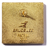 BRUCE LEE - The Three Stages of Cultivation Pin Set