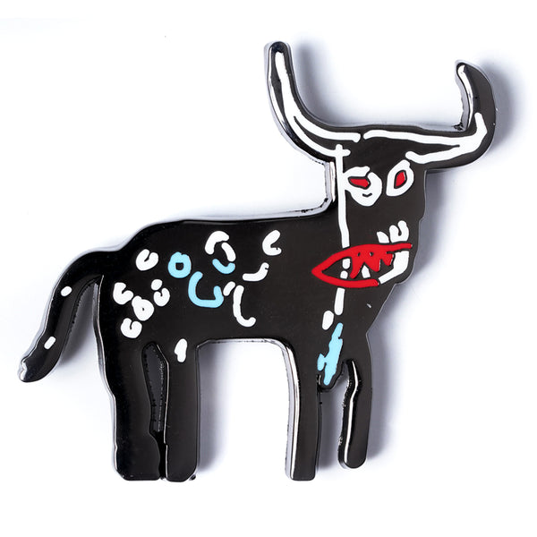 Jean-Michel Basquiat - Bull Pin