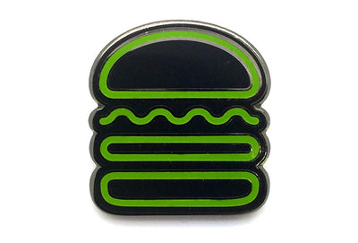 Shake Shack Burger Pin