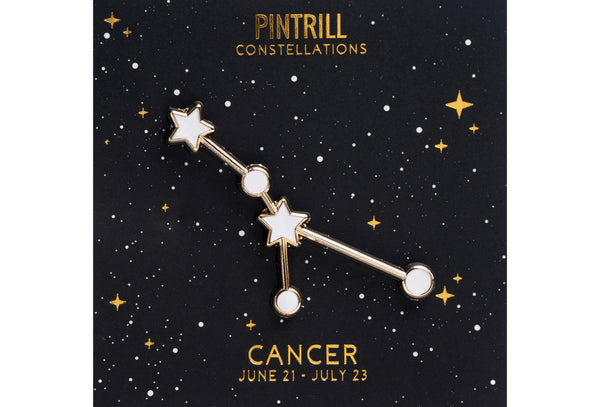 Constellations - Cancer Pin