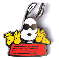 Peanuts - Car Pool Pin