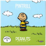 PEANUTS Originals - Charlie Brown Pin
