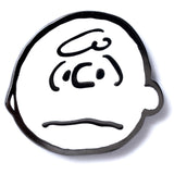 PEANUTS Mood - Charlie Brown Frown Pin